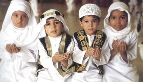 What Islam Says About Children (part 1 of 5): God Guarantees the Rights of Children