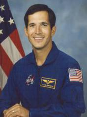 In 2002, Herrington became the first enrolled member of a Native American tribe to fly in space..