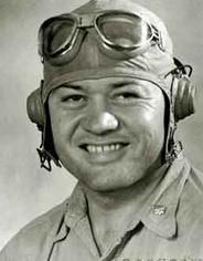 "Gregory ""Pappy"" Boyington was a highly decorated American combat pilot who was a United States Marine Corps fighter ace during World War II. He received both the Medal of Honor and the Navy Cross."